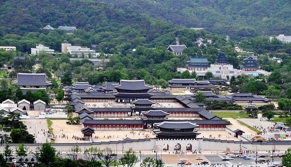 Cung điện Gyeongbok