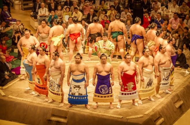 Nhà thi đấu Sumo