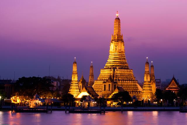 Sông Chao Phraya huyền thoại