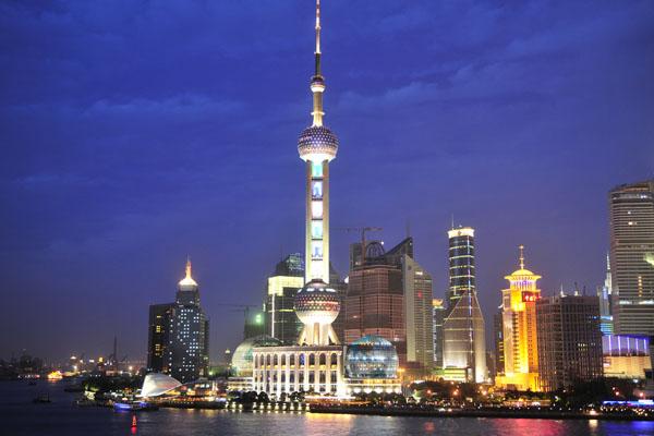 Tháp truyền hình Đông Phương Minh Châu - Điểm mốc mới của Thượng Hải