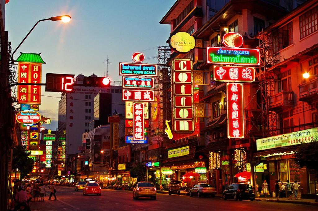 China Town ở Bangkok