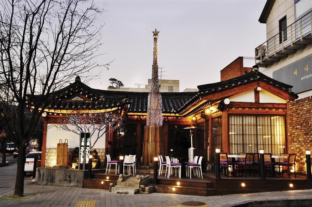 Làng cổ  Làng Bukchon Hanok - Báu vật văn hóa Hàn Quốc