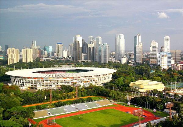 Toàn cảnh thủ đô Jakarta