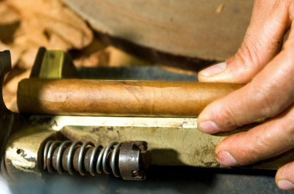 Nhà máy sản xuất xì gà Partagas