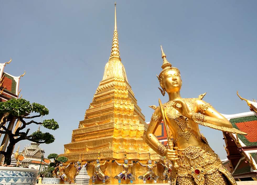 Chùa (Wat) Phra Keo