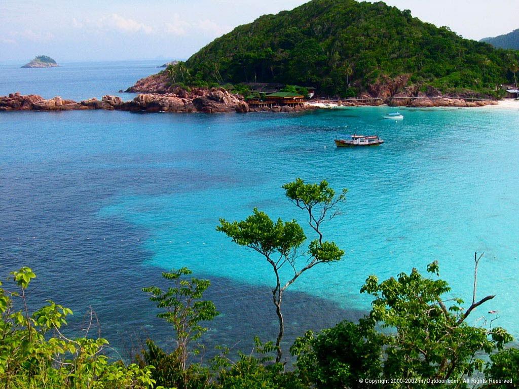 hòn đảo Pulau Besar