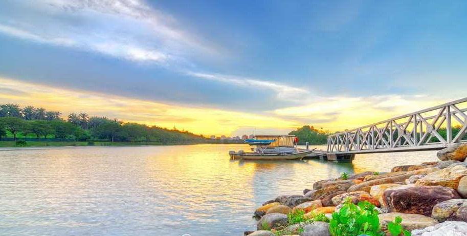 hồ nhân tạo Putrajaya
