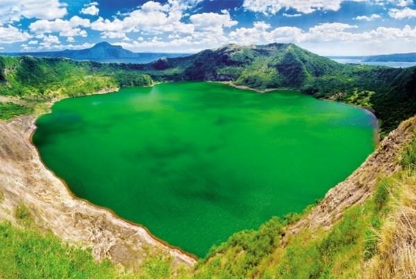 tagaytay hồ trong hồ