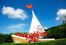 Ve may bay di Cà Mau Vietnam Airlines