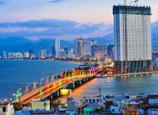 Ve may bay di Nha Trang Vietnam Airlines