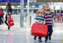 Sự thực tăng giá vé máy bay đối với trẻ em