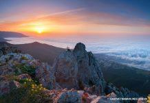 Thiên đường trên núi Ai-Petri