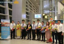 Khai thác đường bay mới từ Đà Nẵng đi Osaka