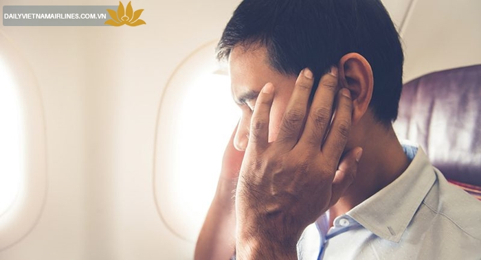 Không đi máy bay khi bị cảm cúm