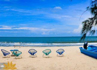 Bãi biển Koh Rong