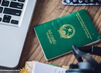Luôn để hộ chiếu bên cạnh mình