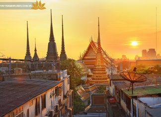 Mùa hè ở Thái Lan