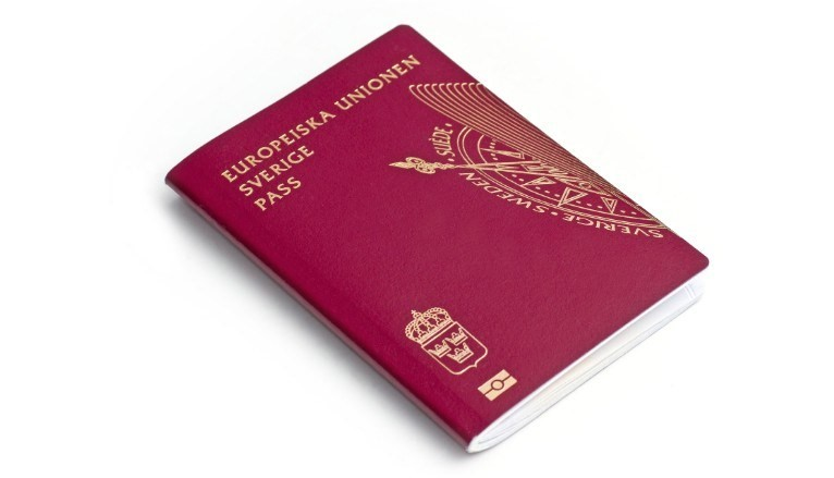 Thụy Điển có hộ chiếu quyền lực nhất